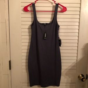 NWT fitted sleeveless dress